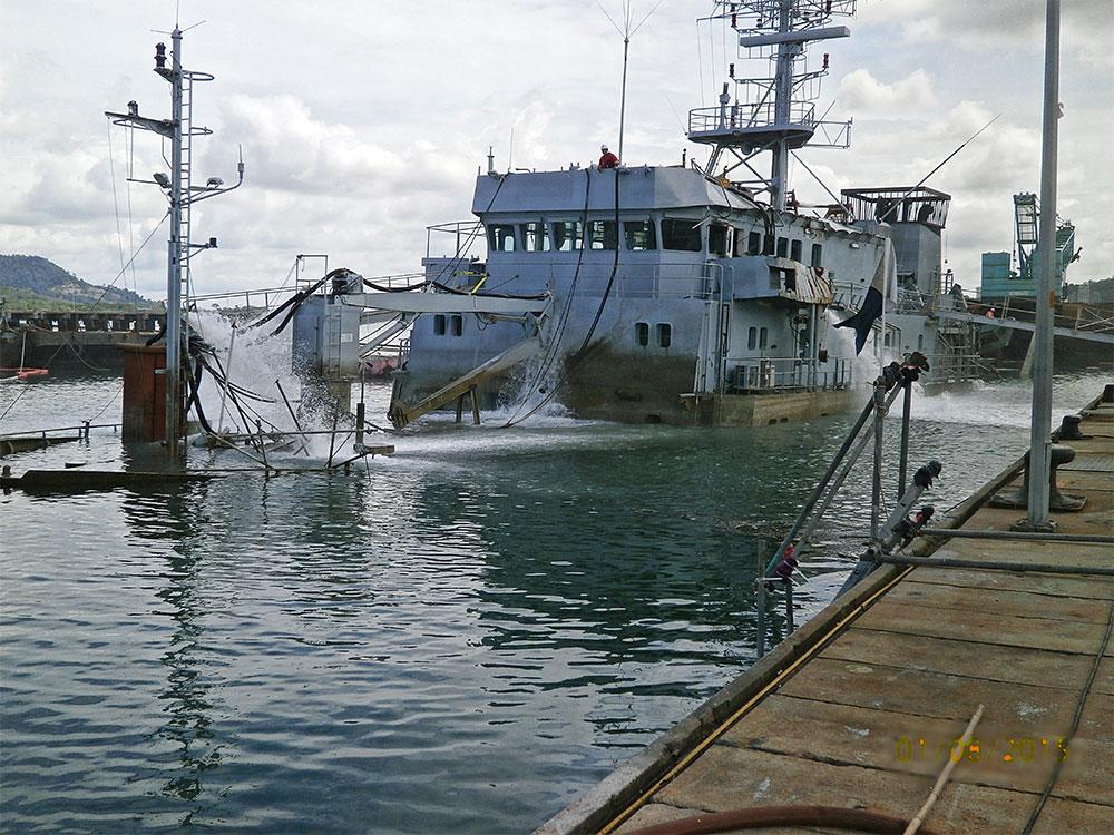 Marine Surveys & Assessments Malaysia